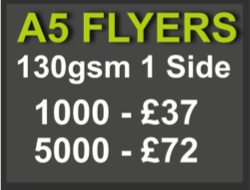 Flyers from £15